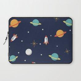 Space Pattern Laptop Sleeve