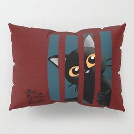 Watching me, watching you Pillow Sham