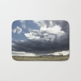 Storm in Serengeti Bath Mat