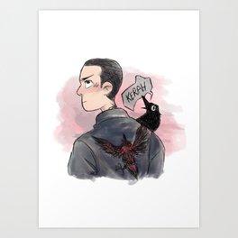 The Dream Thief Art Print