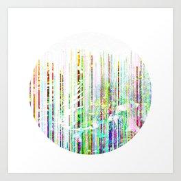 Decompose III Art Print