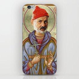Saint Zissou iPhone Skin