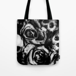 Lay Down Tote Bag