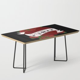 Self Valentine's Coffee Table