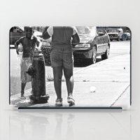 brooklyn iPad Cases featuring brooklyn by Teresa Gabry
