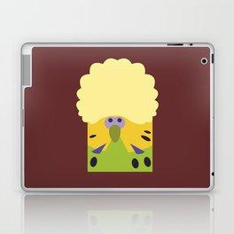 English Budgerigar 2 Laptop & iPad Skin