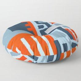 Mystic River Floor Pillow