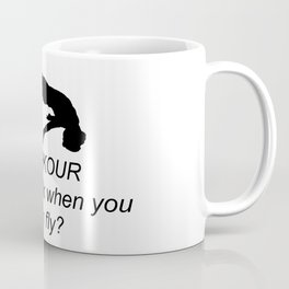 Parkour Why Walk When You Can Fly? Coffee Mug