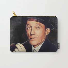 Bing Crosby, Hollywood Legend Carry-All Pouch