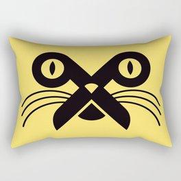 Cut or Cat ?????? Rectangular Pillow