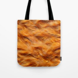 Iron water stream Tote Bag