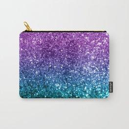 Unicorn Girls Glitter #10 #shiny #decor #art #society6 Carry-All Pouch