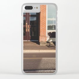 1111 Clear iPhone Case