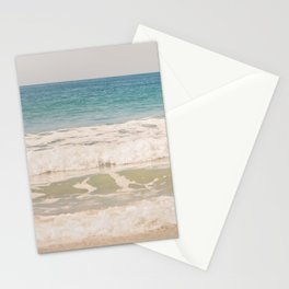 Beach Waves Stationery Cards