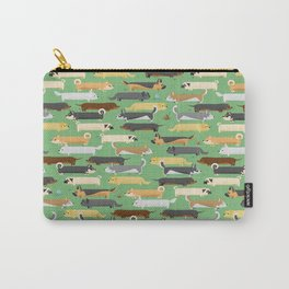 Dogalogs (grass version) Carry-All Pouch