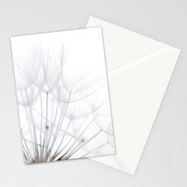 Dandelion * make a wish Stationery Cards