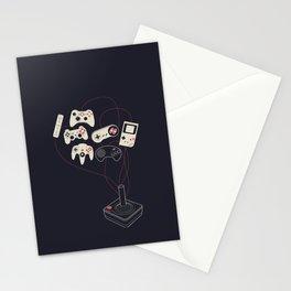 Videogame Stationery Cards