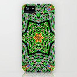 Chrismatic Hexaltations iPhone Case