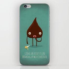 Just Say No iPhone Skin