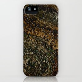 Encaustic Series - Puzzle iPhone Case