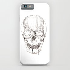 Skull study Slim Case iPhone 6s