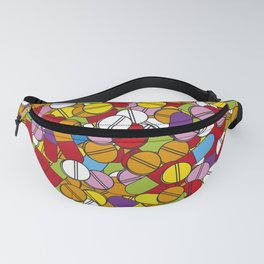 Lots of Pills Fanny Pack