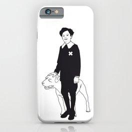 Dog Dick Web Site iPhone Case