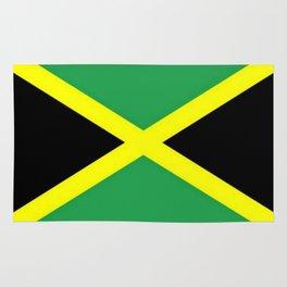 Jamaica Flag Rug