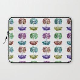 4 Trees - Watercolors Laptop Sleeve