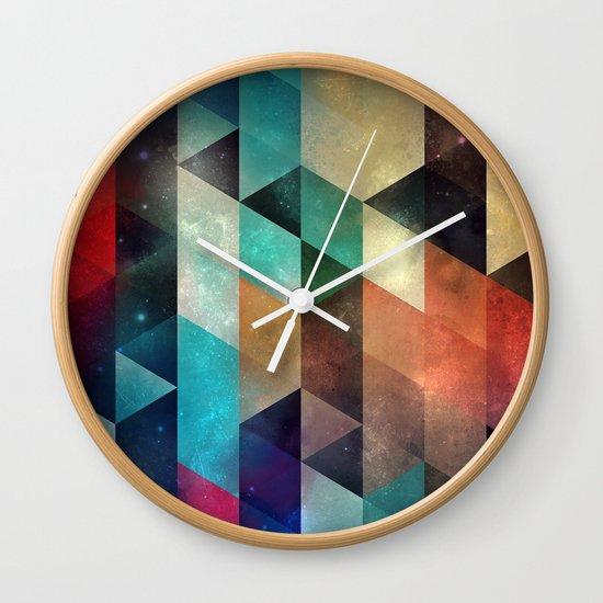 syy pyy syy Wall Clock