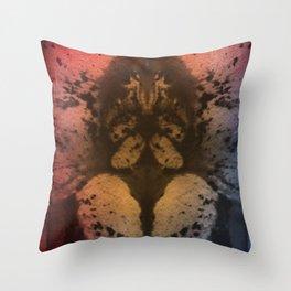 M.C.B Throw Pillow