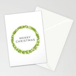 Minimalist Christmas Stationery Cards