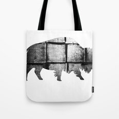 Buffalo (The Living Things Series)  Tote Bag