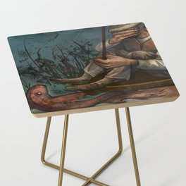 Fisherman Side Table