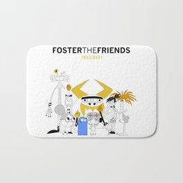 Foster the Friends Bath Mat