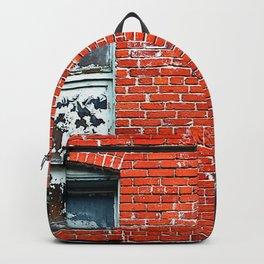 Old Windows Bricks Backpack
