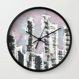 Metropol 6 Wall Clock