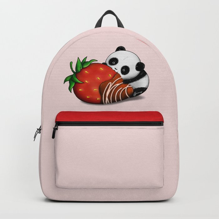 Pandaberry Backpack