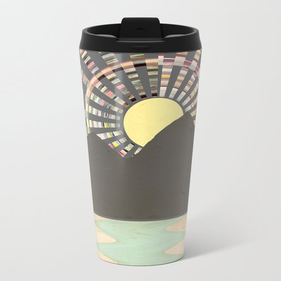 Brilliance Metal Travel Mug