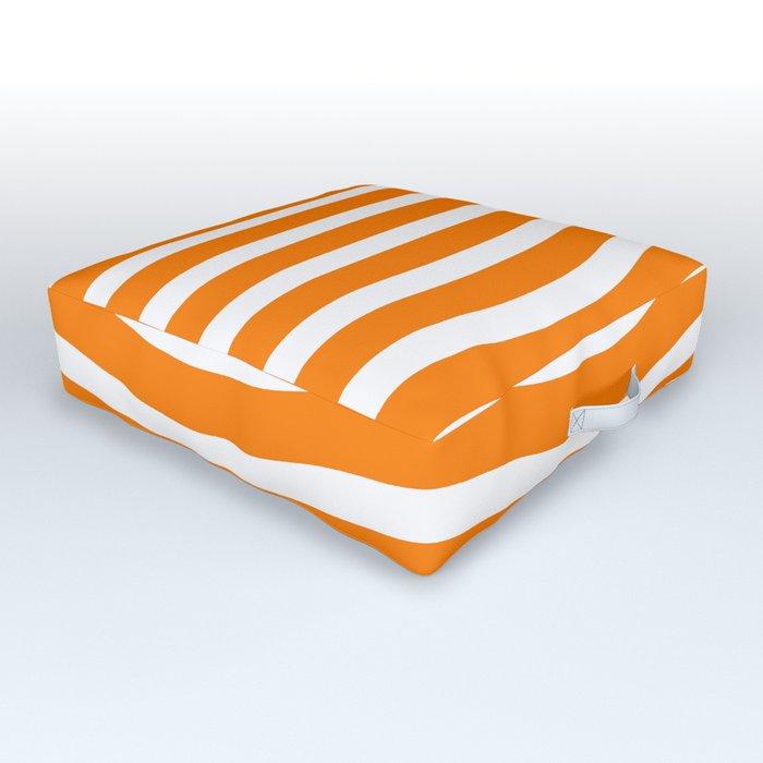 Waving It Wave Stripes Outdoor Floor Cushion