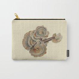 Polyporus versicolor Carry-All Pouch