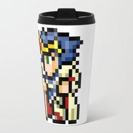 Final Fantasy II - Paladin Cecil Travel Mug