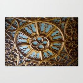 Portugal Spins Canvas Print