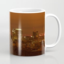 Montreal City by night Coffee Mug