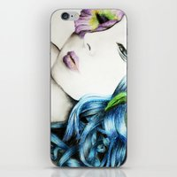 perfume iPhone & iPod Skins featuring Perfume  by KhalilKhalidy