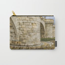 Segovia Bridge at Madrid, Spain Carry-All Pouch