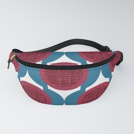 Rosenthal Red Fanny Pack
