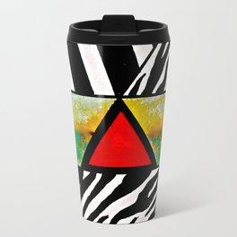 Bermuda Triangle Metal Travel Mug