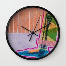 Humanitas 9 Wall Clock