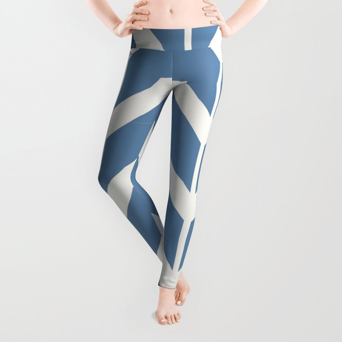 Dining in the Caymans Leggings